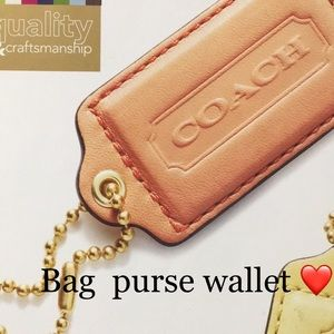 100% authentic,brand new Coach purse/wallet/bag